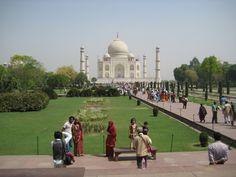 Everyone loves the Taj Mahal :-)