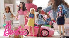 Imagination comes in all shapes and sizes. That's why the world of Barbie is evolving. See the inspiration behind the new dolls and meet the team that made i...