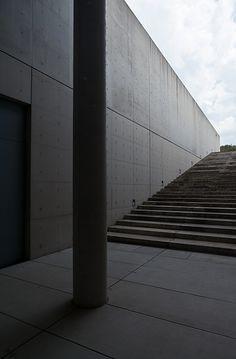 Langen Foundation Dusseldorf. Architect Ando