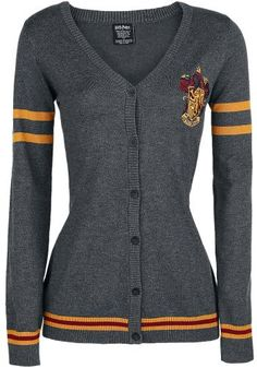 Gryffindor Crest - Cardigan van Harry Potter