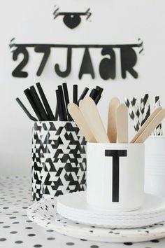 Black & white party ♥