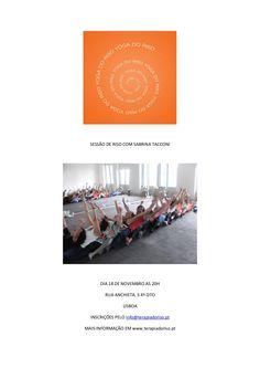 Sessão de Riso com Sabrina Tacconi  by Sabrina Tacconi via slideshare