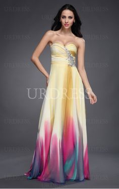 Find out the latest A-line Strapless Chiffon Floor-length Dress with Needresses. From evening dresses to prom dresses, cocktail dresses to maxi dresses and more. Shop one from thousands of dresses here.