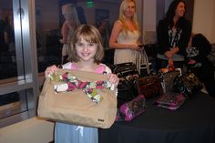 Joey King--Ramona & Beezus  Look who's wearing Miche! http://janna.miche.com
