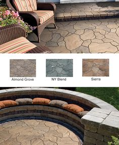 Trevia Pavers Retaining Wall Pavers, Manufactured Stone, Cape Cod, Patio, Garden, Outdoor Decor, Cod, Garten, Lawn And Garden