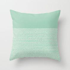 Riverside - Hemlock Throw Pillow