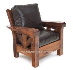 Lodge Lounge Chair Available at Woodland Creek Furniture.