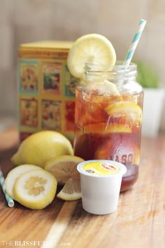 Lipton Iced Tea for