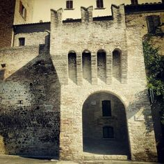 Porta Castellana #terredelpiceno