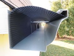 Want to give your #gutters the best protection against debris? Install #Micro #Mesh #gutter #guards for optimum results to prolong gutter cleaning