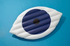 Turn heads and have all eyes on you while you're lounging on our inflatable giant eye pool float from Working Girls. With this float, you'll be the apple of your own eye! Designed in Cincinnati. Summer Pool, Summer Diy, Concept Shop, Crazy Day, Pool Floats, Illustration, Summer Feeling, Beach Ready, Blue Aesthetic