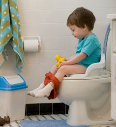 New Blog Post: Bring on the Potty!