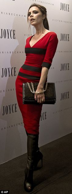 Dear Victoria Beckham... I freaking love you.