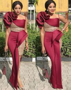 More fashionable today More for all who have a great event or another to prepare for; especially weddings African Party Dresses, African Lace Dresses, Latest African Fashion Dresses, African Print Fashion, Nigerian Fashion, African Traditional Wedding Dress, Lace Gown Styles, African Lace Styles, African Attire