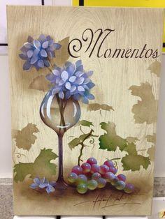 Momentos Uvas e Flores