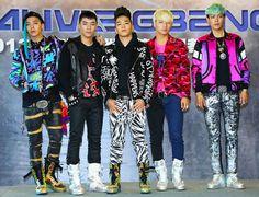 Big Bang, 2NE1 đứng đầu Top mặc đẹp năm 2012 1