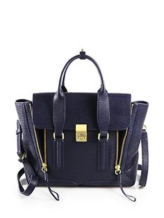 Shop now: 3.1 Phillip Lim Pashli Medium Satchel