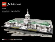 View LEGO instructions for United States Capitol Building set number 21030 to help you build these LEGO sets