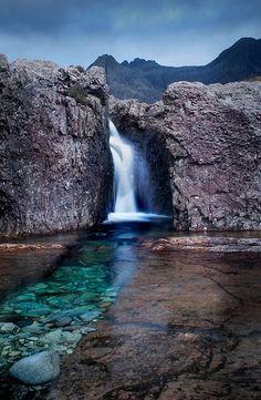 Fairy Pools, Isle of Skye, Scotland  http://maladviagem.blogspot.pt/ https://www.facebook.com/Maladviagem