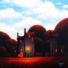 12-Beaux tableaux de David Renshaw