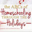 http://www.homeschool-your-boys.com/homeschooling-over-the-holidays/