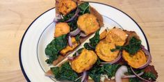 Meatless Monday: Quinoa and Teff Sweet Potato Pizza