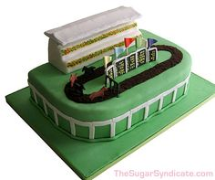 Horse Racing Party, Racing Cake, Horse Party, Horse Birthday, 80th Birthday, Birthday Cakes, Surprise Birthday, Cupcakes, Cupcake Cakes