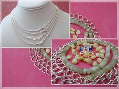 'So many goodies chains beads and more' is going up for auction at  1pm Sun, Aug 12 with a starting bid of $5.