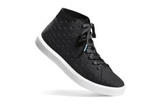 """Debossed Details in Native Shoes' New """"Monaco Sneaker"""" Collection"""