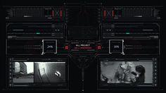 UI Screen Graphics on Behance