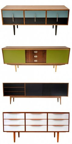 selection of sideboards