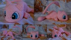 Told ya it was a temporary lull Finished this little guy in two days! He was a pretty straight-forward project.. Wire in the tail for poseability and eyes are needle felted. I've ...
