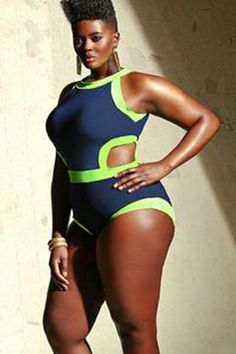 It's specially made for those full-figured women. #Fashion #SexyDress #Costumes