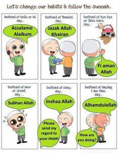 lets follow the Sunnah