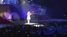 Taylor Swift en Madrid - Love Story (Fin del concierto)