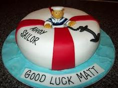 royal navy cake - Google Search