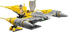 LEGO Star Wars 2015: 75092 - Naboo Star Fighter http://www.giocovisione.com/lego-star-wars-2015/