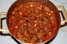 two ingredient chili