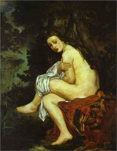 Surprised Nymph - Edouard Manet