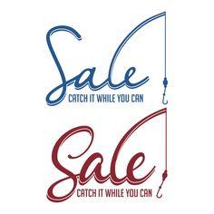 Sale It SVG Cuttable Design