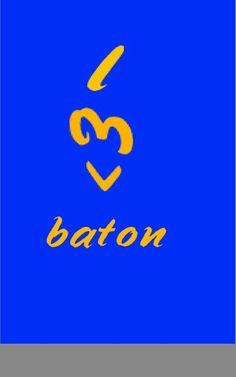I <3 baton