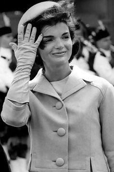 Los GUANTES de Jackie Kennedy