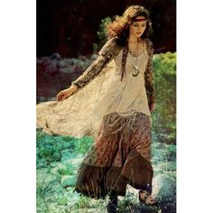 Free People on Lookbook ❤ liked on Polyvore featuring people, pictures, gypsy, models and women