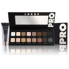 LORAC PRO Palette - recommended by MaskCARA.com and lots of positive reviewers on amazon.com!