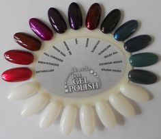 IBD Just Gel Swatches At Your Fingertips stocks a range of IBD products including IBD just gel polishes - swatches - - It's Free! : At Your Finger Tips
