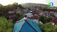 Sibero Drone | Aerial 70 Kota, 70 Tahun Indonesia Merdeka dari Udara