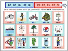 Discriminación fonética y corrección de errores en el habla y en la lectoescritura.
