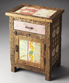 Look at this Whimsy Chairside Chest on #zulily today!
