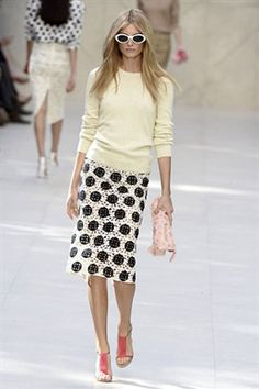 1470fd66aae2 Spring Summer 2014 by Burberry Prorsum at London Fashion Week Fall Fashion  Trends