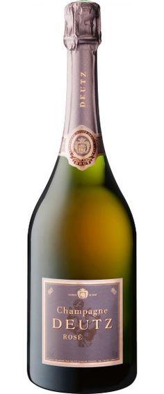 Champagne Deutz Rose 2009 #Deutz #champagne #Rosè, Millesimato #Rosè #champagne #enopolis Champagne Deutz, Rose, Liquor, Birthdays, Bottle, Liqueurs, Wine, Posters, Champagne